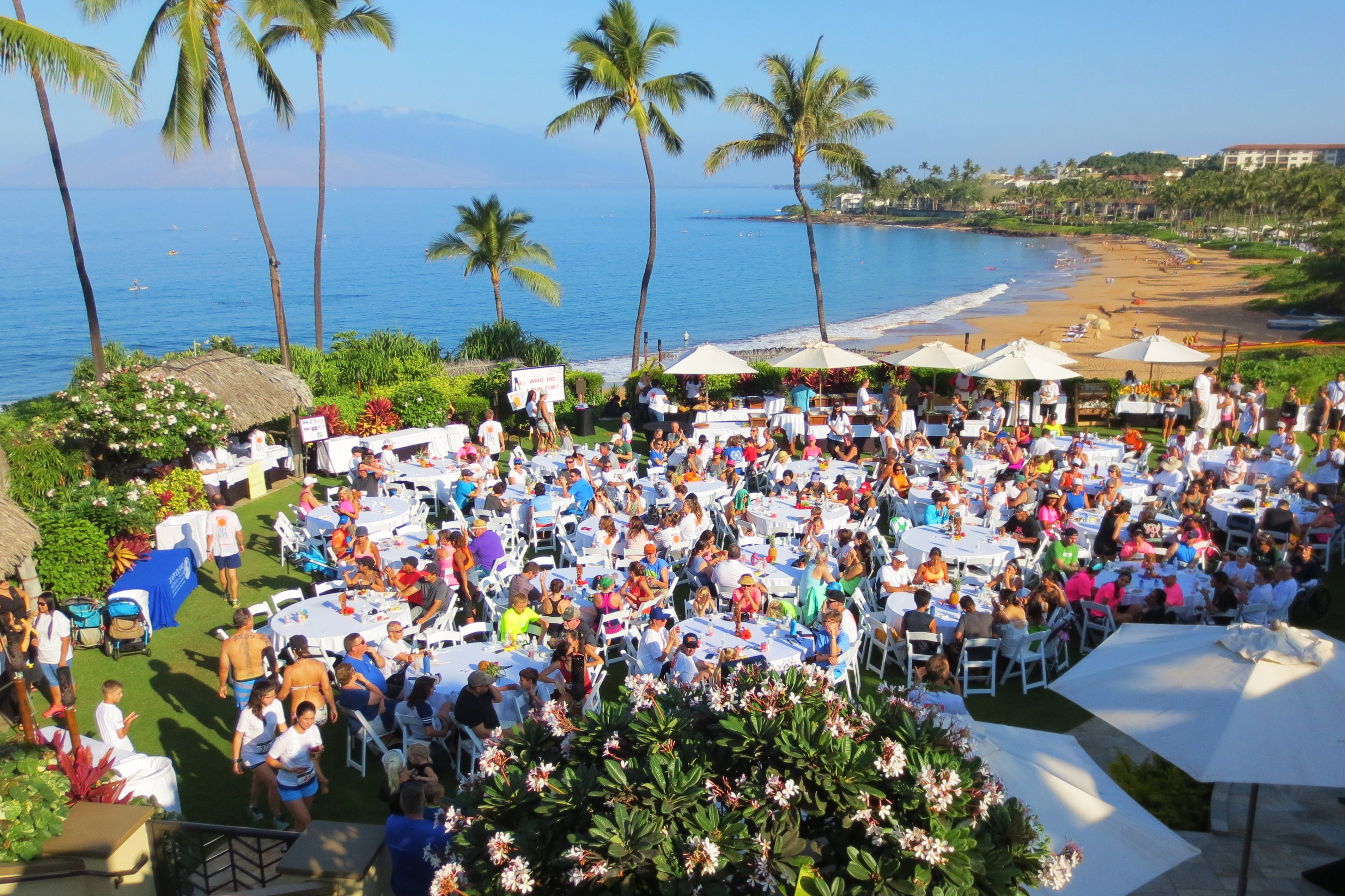 Day of Hope 2016 - Nov. 12, 2016 at the Four Seasons Resort Wailea.