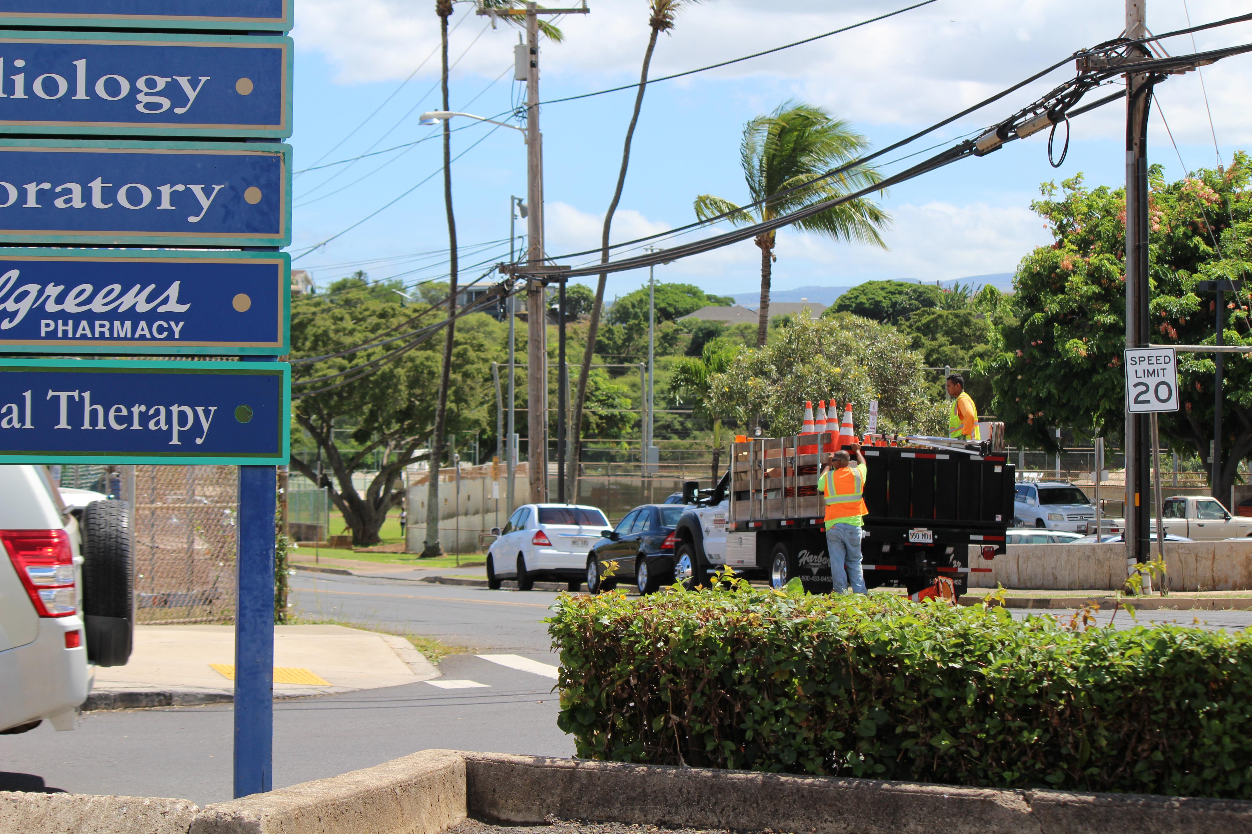 Wells Park, Wailuku Maui. Maui Now image.