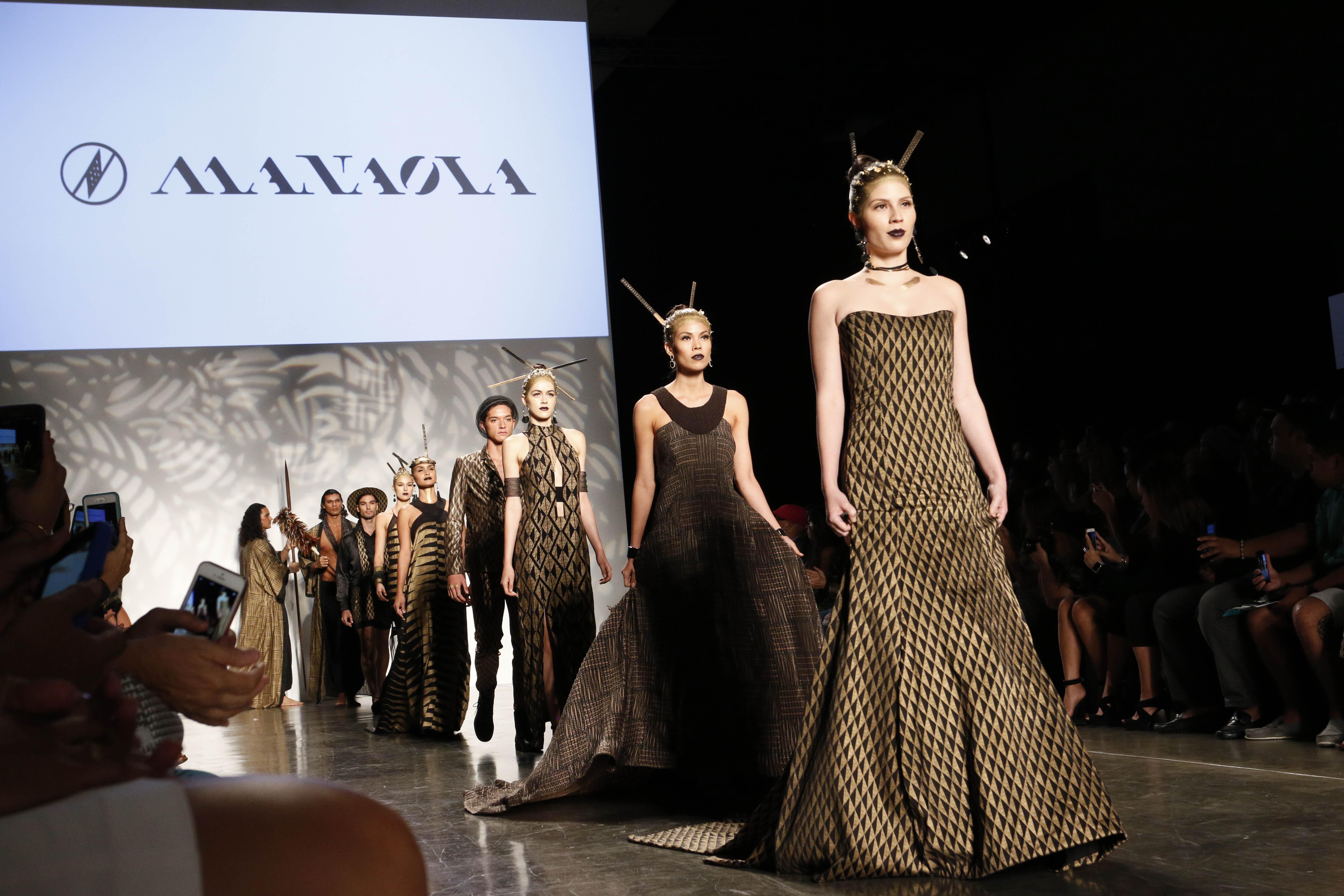 Manaola Hawai'i. PC: HONOLULU Fashion Week