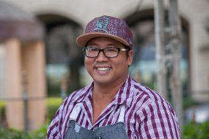 "Chef Mark ""Gooch"" Noguchi. Courtesy photo."