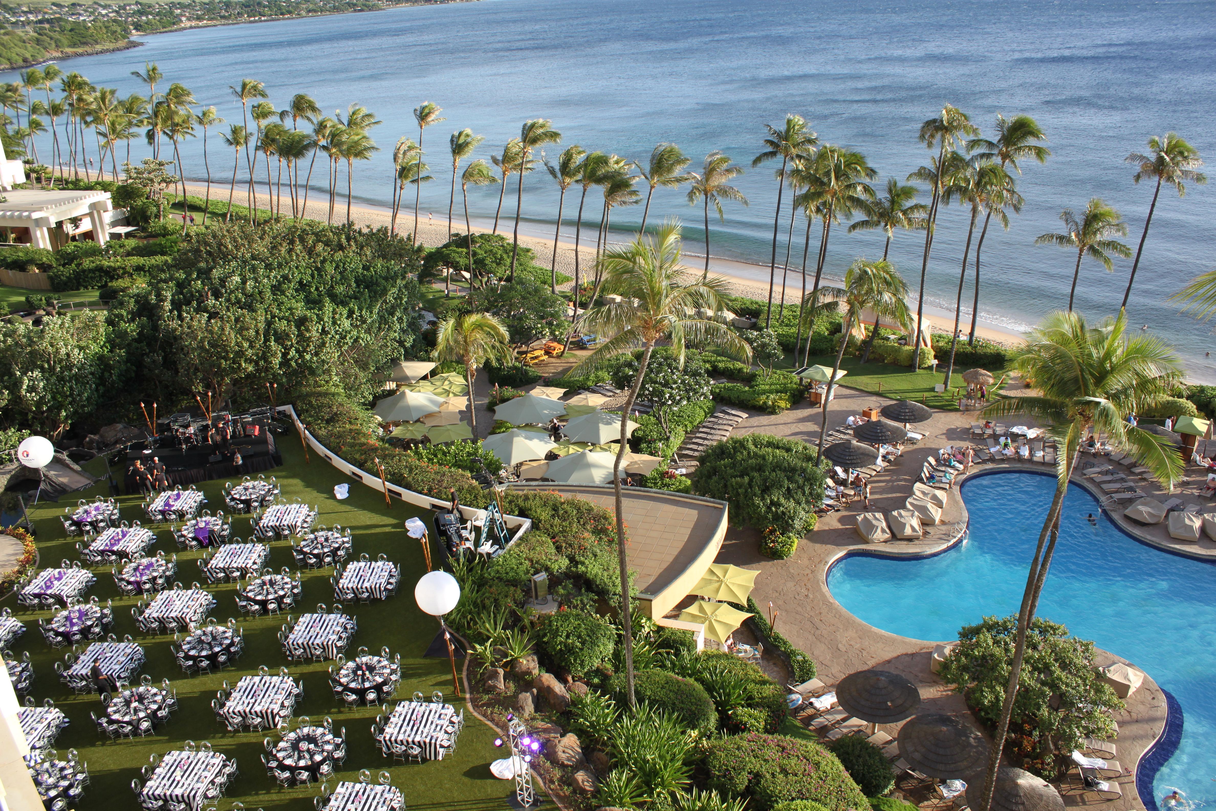 Pc Hyatt Regency Maui Resort Spa