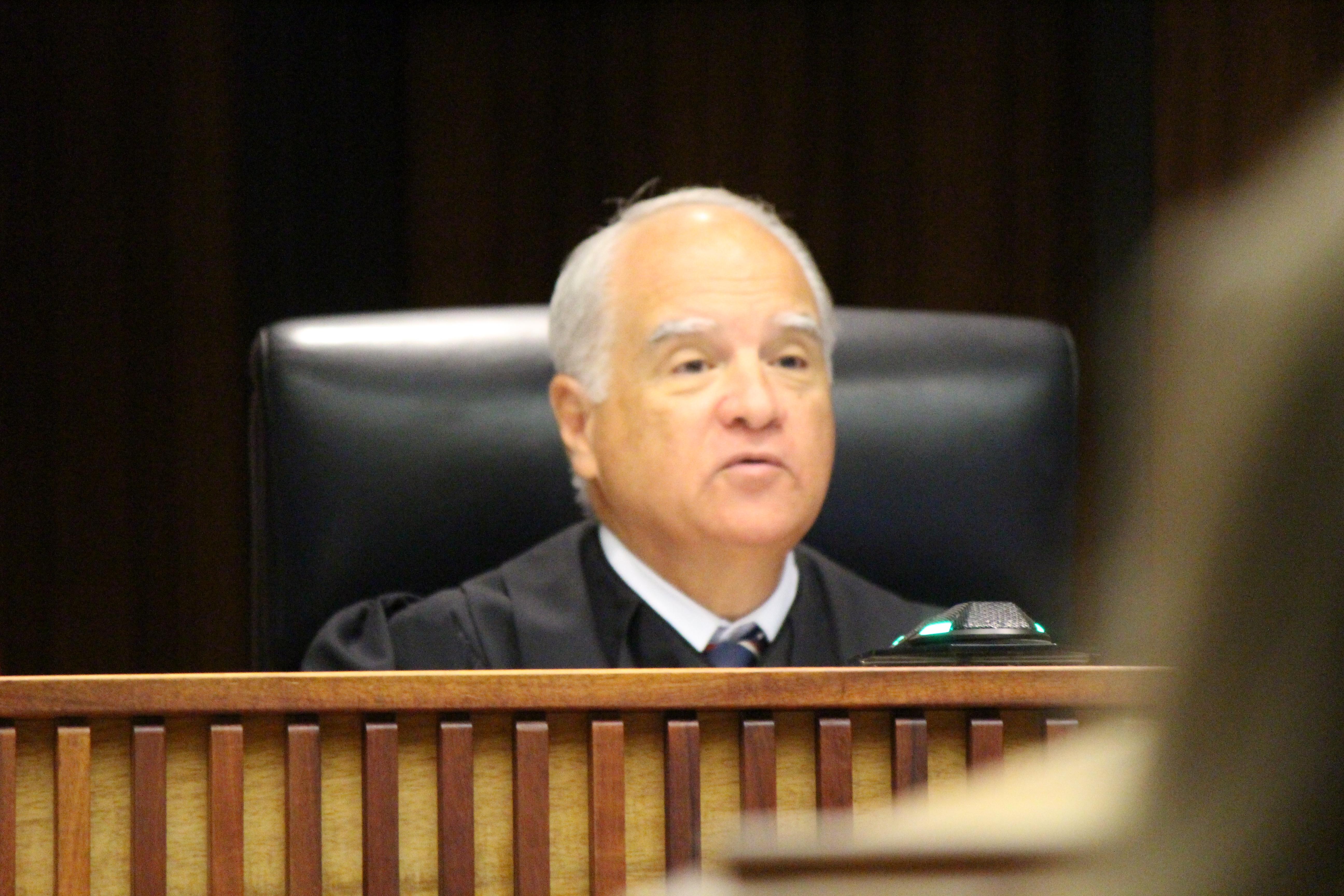 State v Capobianco trail. Judge Joseph Cardoza