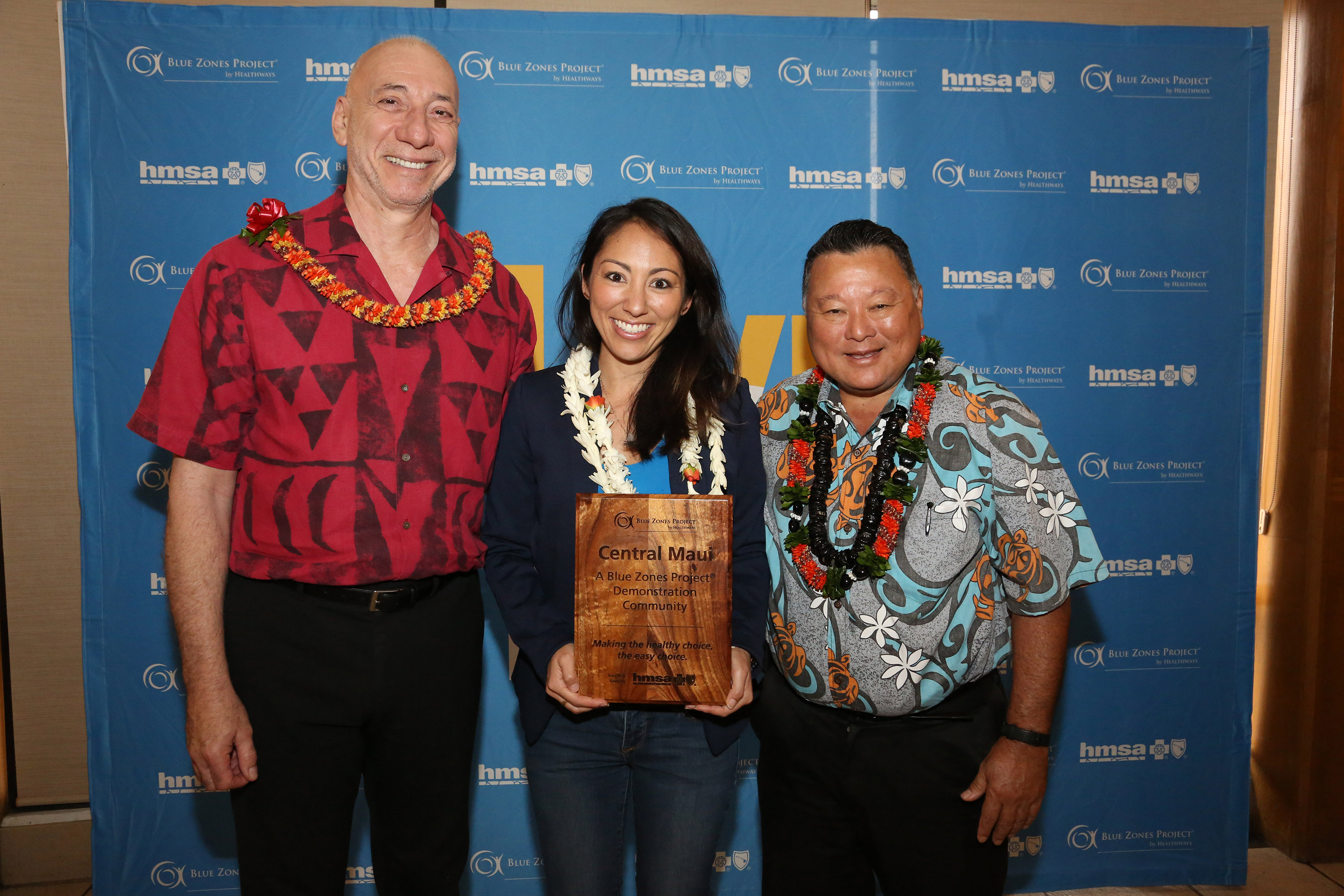 Maui Now : Central Maui Selected for Blue Zones Project for