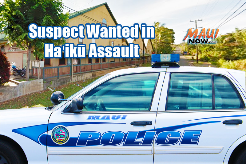Information Sought in Masked Assault in Haʻikū
