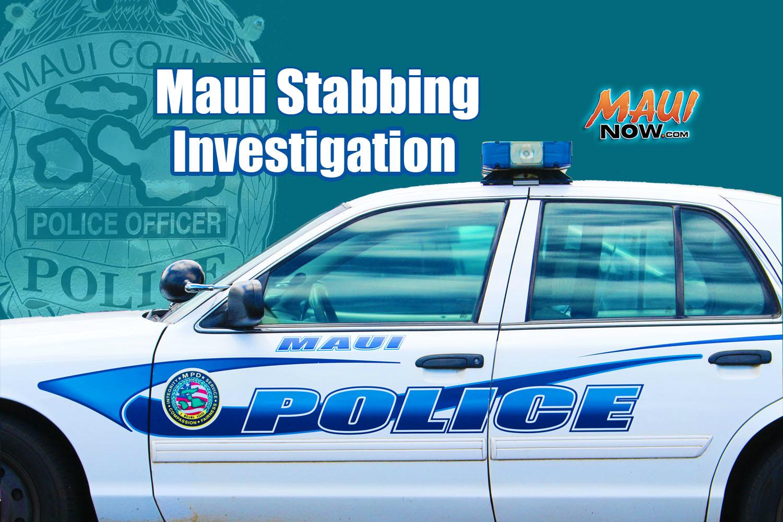 Maui Police: Wailuku Man Accused of Stabbing of Wife Held on $1 Million Bail