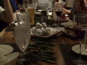 The U0027Ohana Table Seats Eight To Ten Guests At Black Rock Kitchen. Photo By  Kiaora Bohlool.