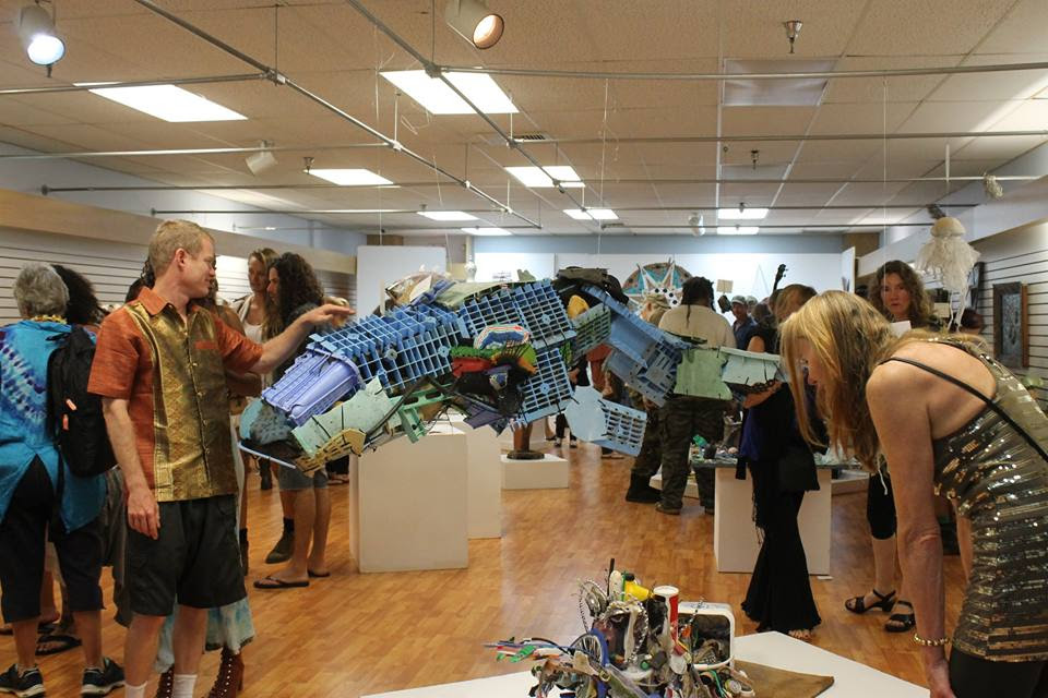 18th Annual Art of Trash Seeks Maui Entrants
