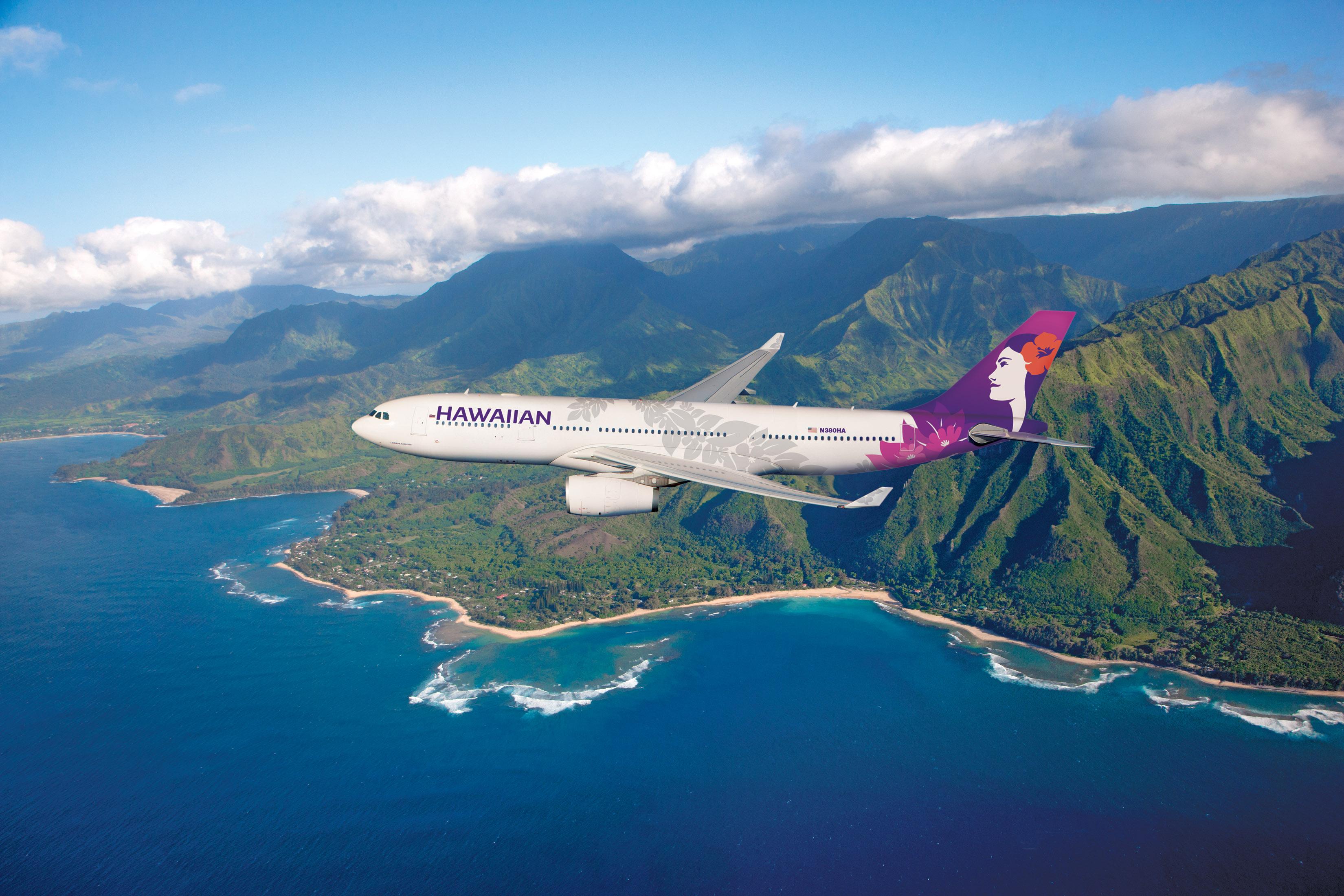 Hawaiian Awarded Approval for New Haneda Route