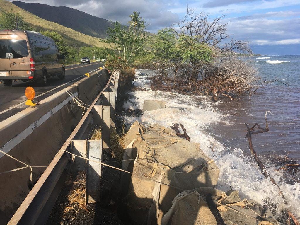 Maui Beach Parks Closed Ahead of Giant Surf