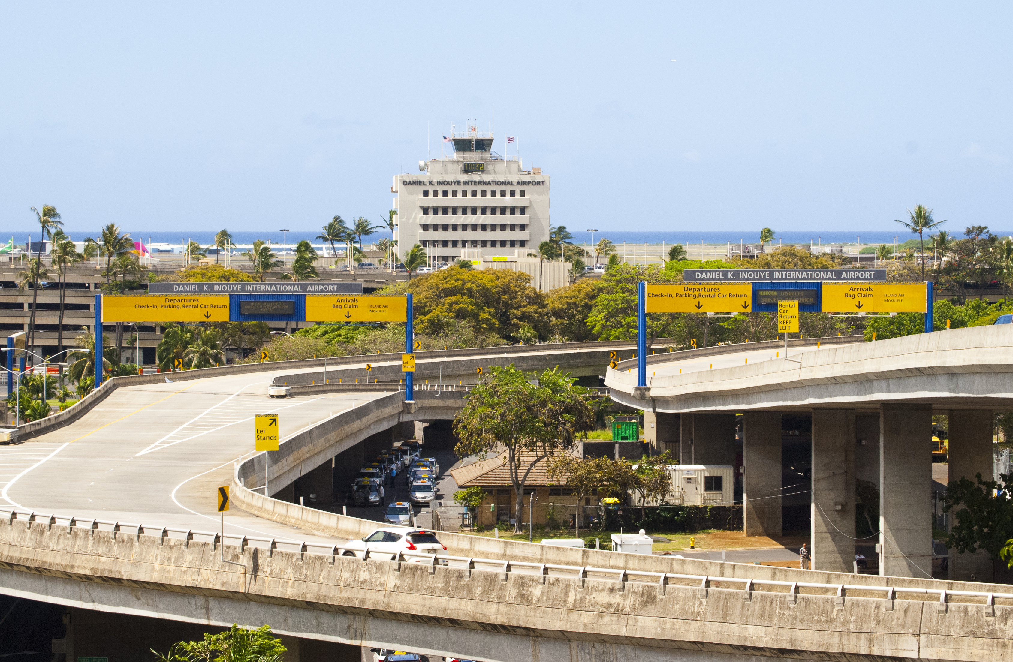 Travel Alert: Power RESTORED at Honolulu Airport Interisland Terminal