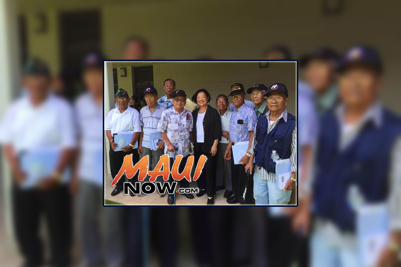 Hirono Wants Trump to Rescind Termination of Filipino WWII Veteran Parole Program