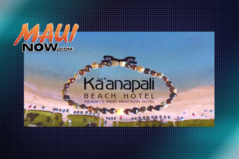 Kā'anapali Beach Hotel Participates in Earth Hour