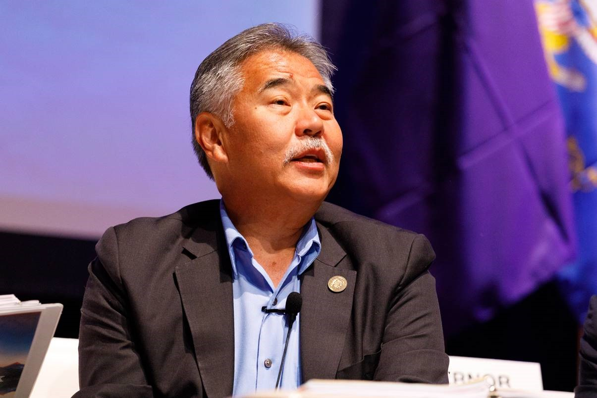 Governor Ige Travels to Japan for Enthronement Ceremony