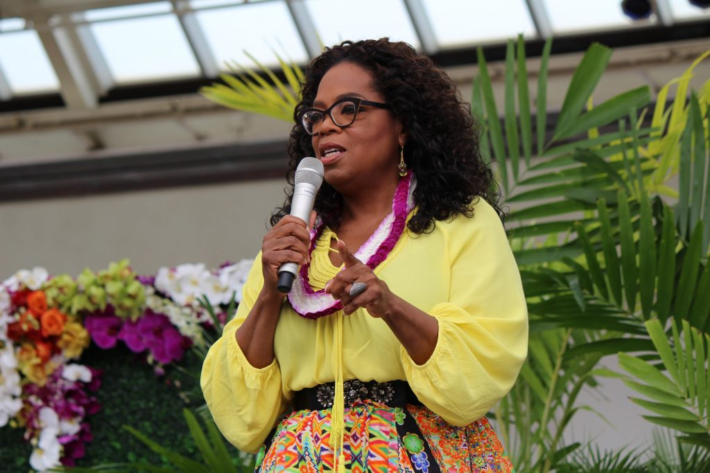 Image result for oprah and maui