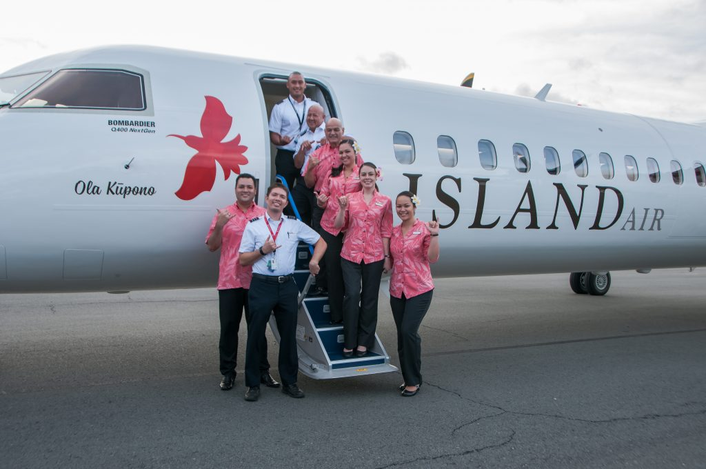 Hawaiian Airlines to Hold Open Houses for Displaced Island Air Workers