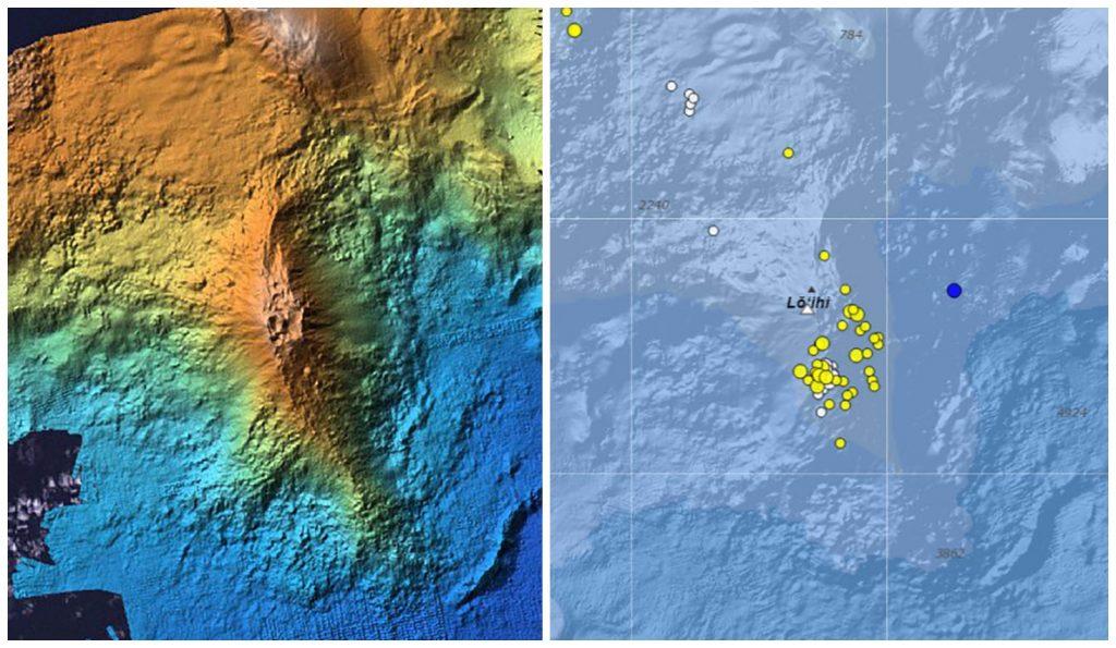 loihi seamount notes The hawaiian islands were formed by volcanic activity the hawaiian islands were formed by the youngest seamount of the hawaiian chain is loihi.