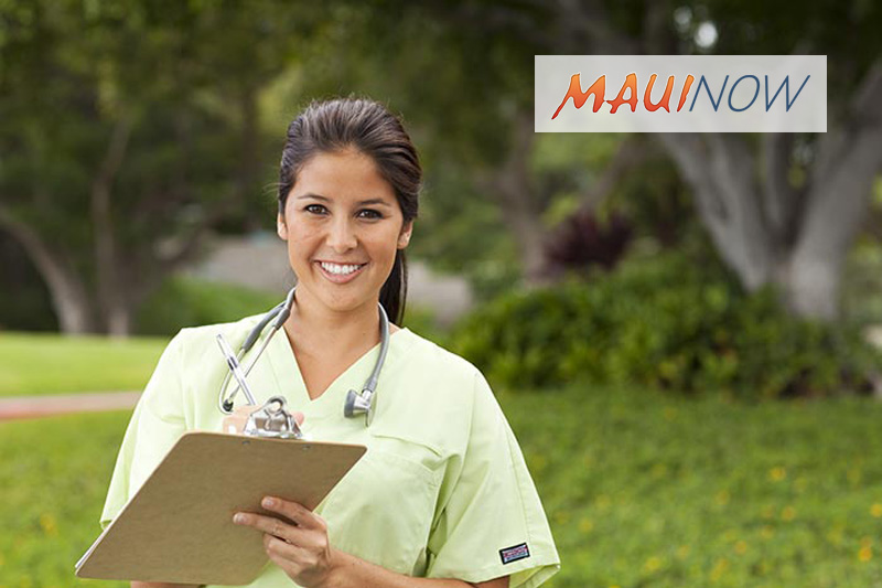 Maui Nursing Assistant Apprenticeship Program Receives State Approval