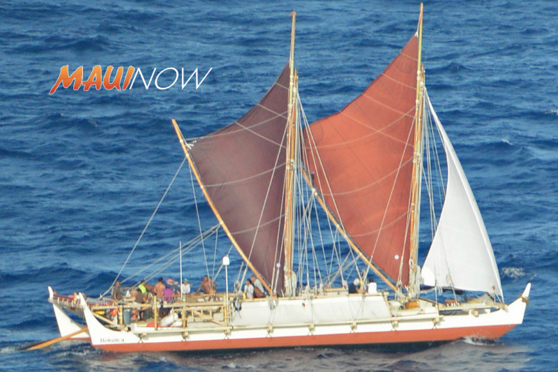 Hōkūleʻa Returns to Her Birthplace for Canoe Festival