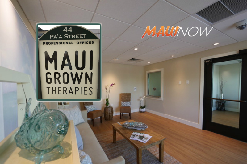 Second Medical Cannabis Retail Dispensary Approved for Maui Grown Therapies