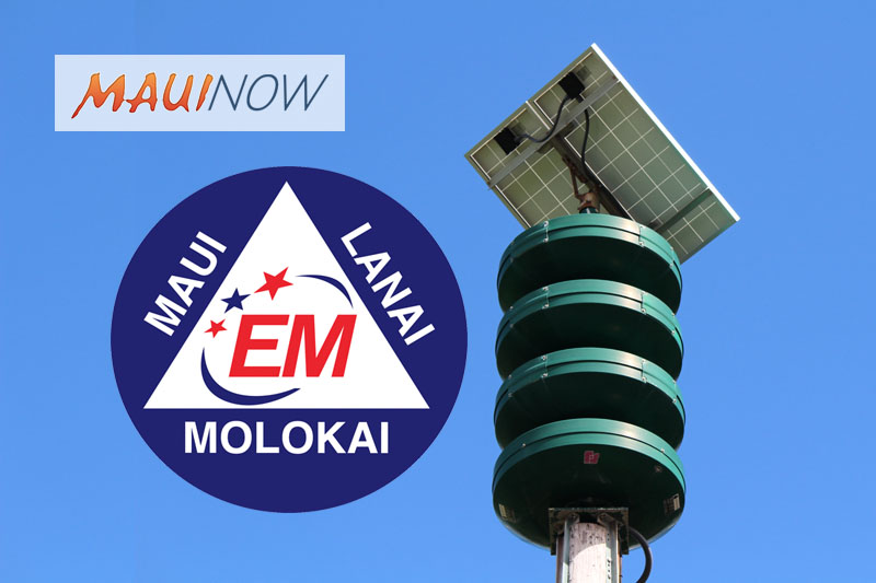 Monthly Siren and EAS Test, July 1, 2019