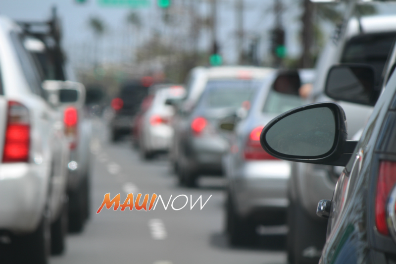 Plan Your Route: Maui Lane Closures for March 24-30, 2018