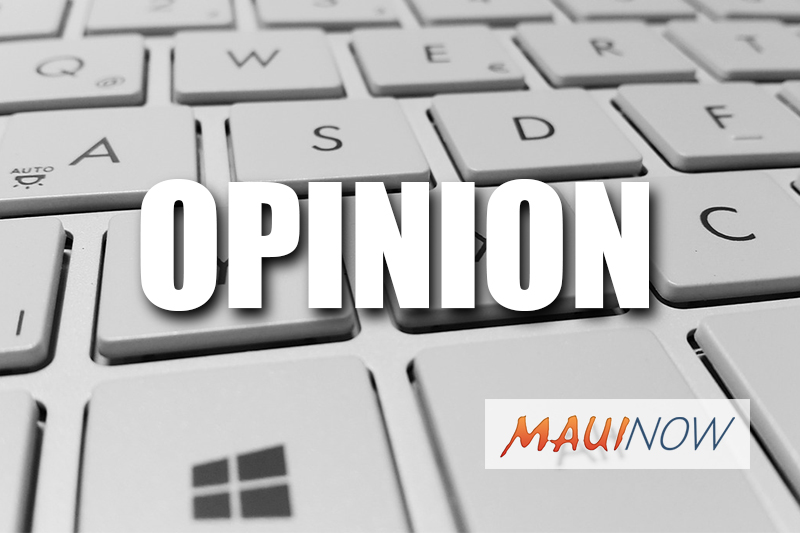 LETTER: Parent Concerned About Pedestrian & Bicycle Safety Near New Kīhei School