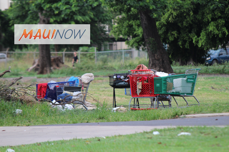 Maui Homeless Services Get $150K from Visitor Industry