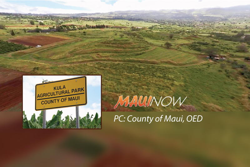 Land Purchase Closes for Kula Ag Park Expansion