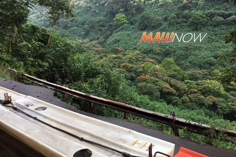 Maui Now : Maui Lane Closures on Hāna Hwy and Waiehu Beach Rd
