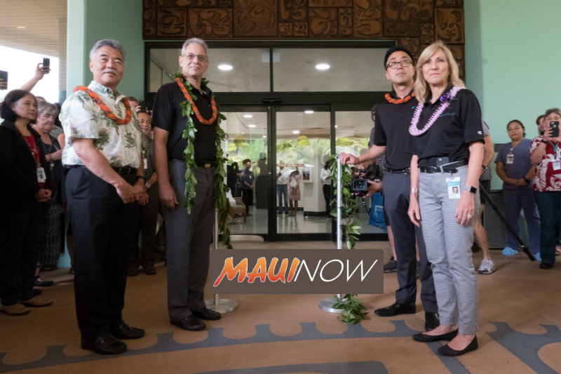Maui Hospitals Transition Team Honored as State Team of the Year