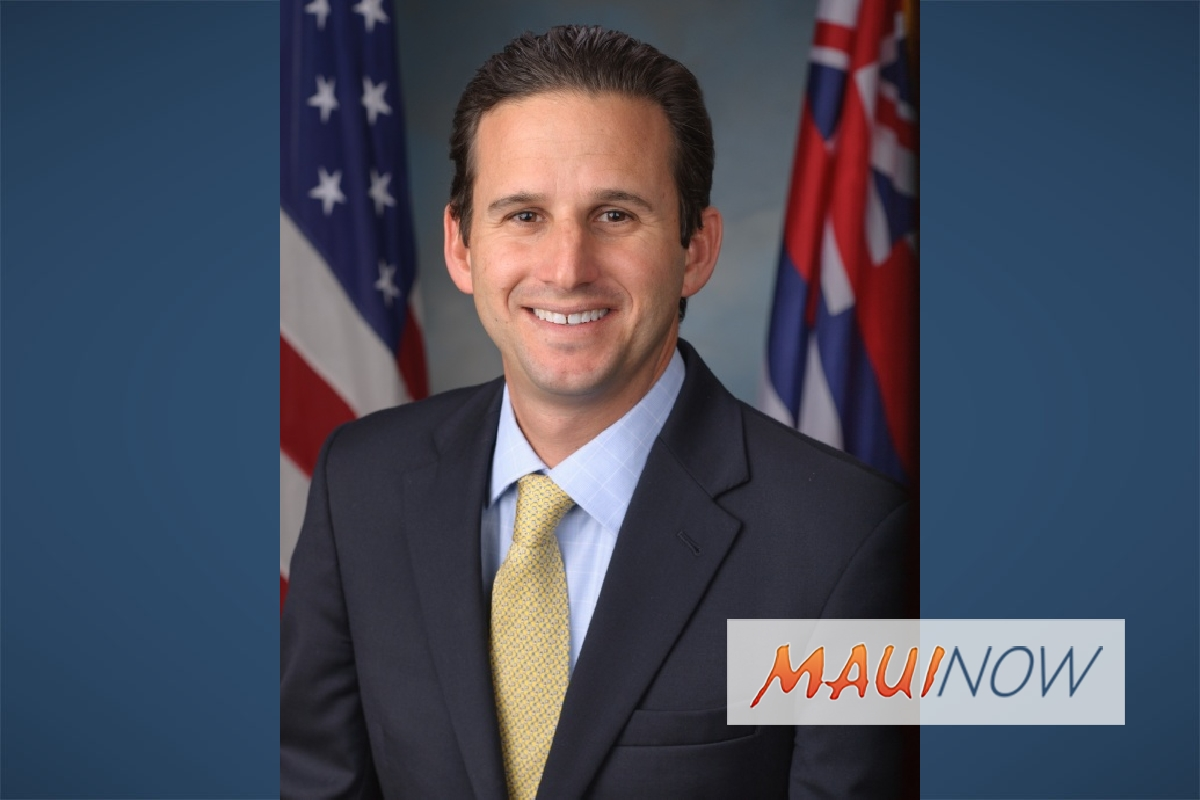 Schatz's Government Transparency Legislation Signed Into Law