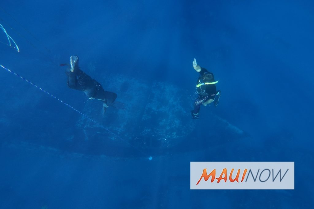 Local Dive Company Offers PADI Level 1 Freediving Course