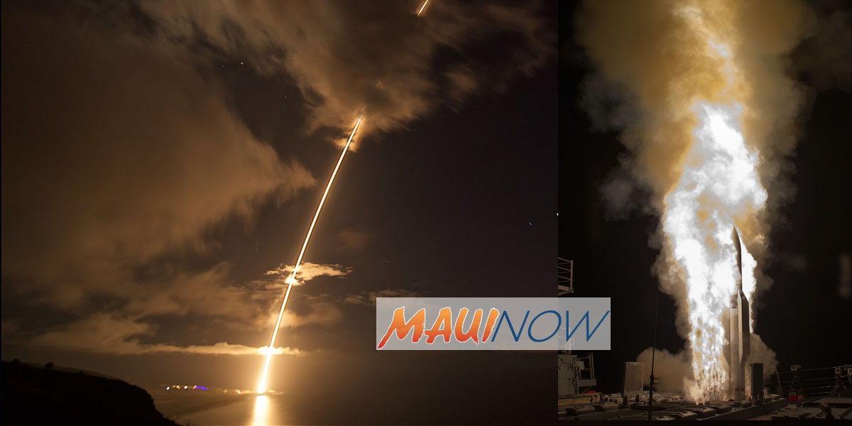 Legislation Introduced to Strengthen Missile Defense Systems