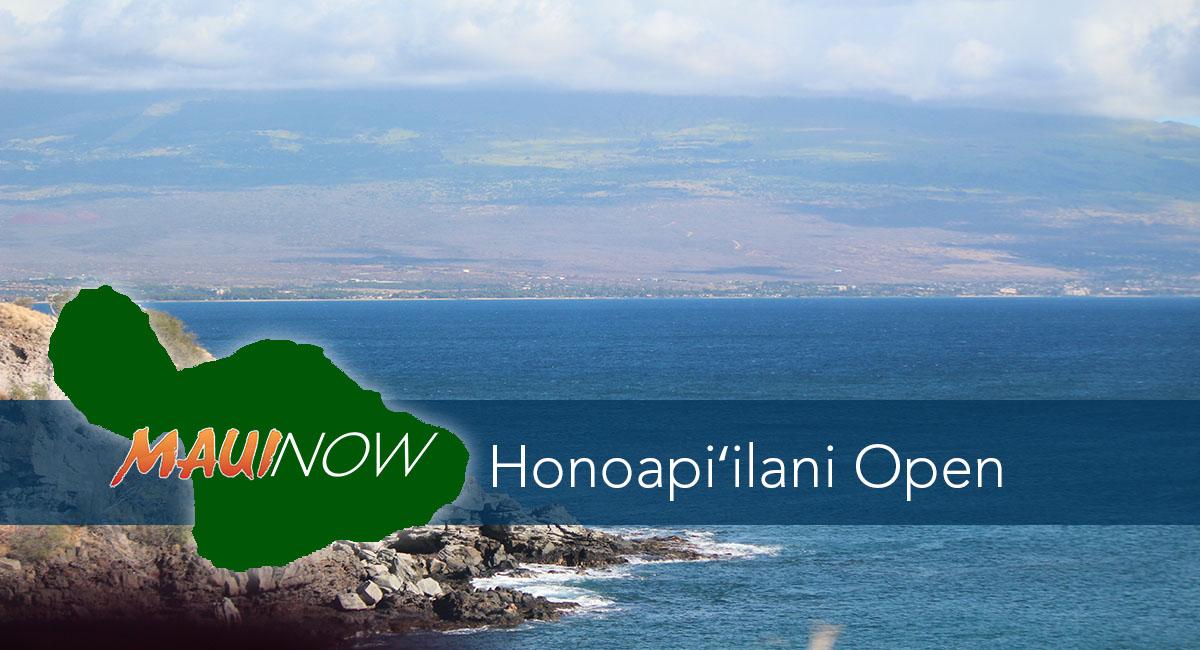 UPDATE: Honoapiʻilani OPEN Following Traffic Accident