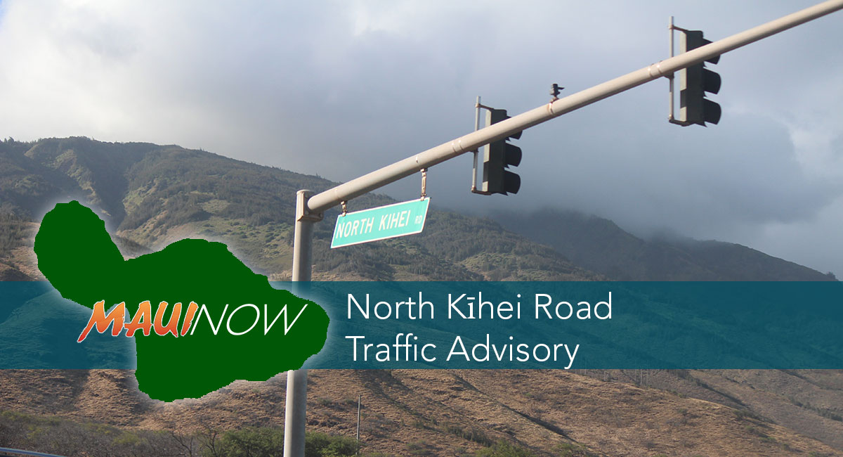 Road Now OPEN After Fatal Motor Vehicle Crash on North Kīhei Road