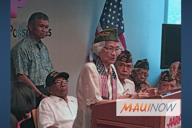 Fairness Act Seeks to Restore Benefits to WWII Filipino Veterans