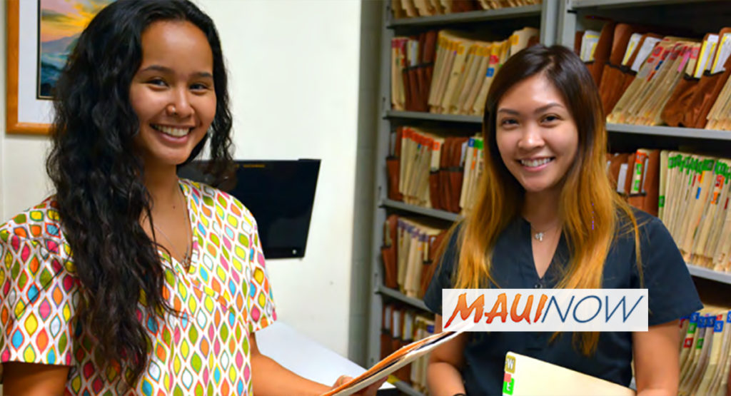 Maui Now : Dental Front Office Training Offered Through UHMC