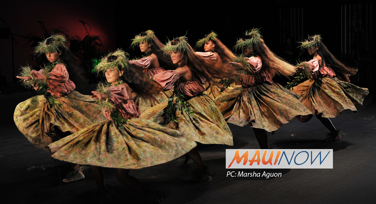14th Annual Kū Mai Ka Hula Competition Sept. 14
