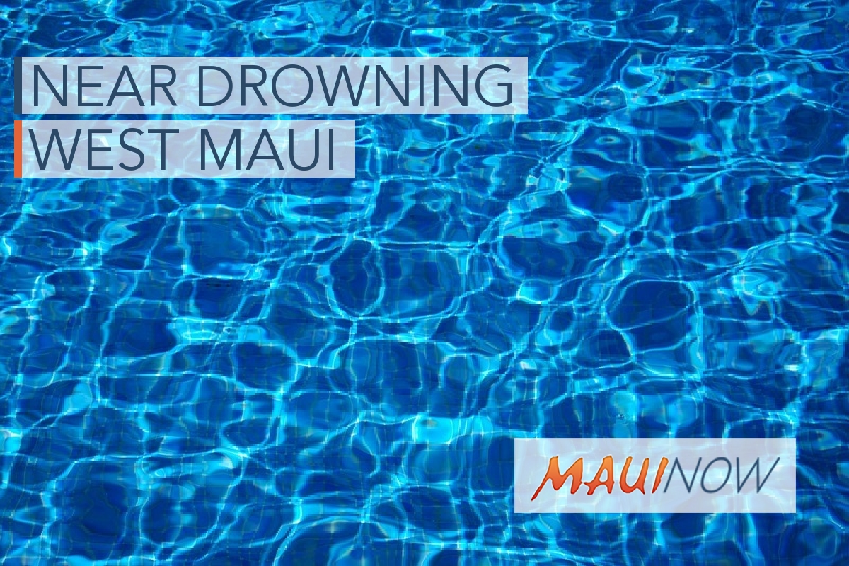 3-Year-Old Near Drowning at Pool in Kāʻanapali