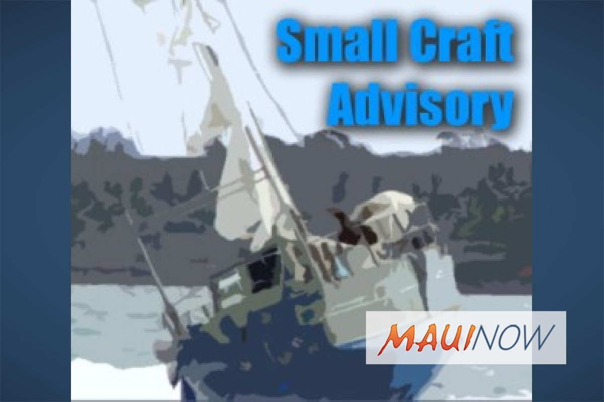 Small Craft Advisory in Effect Until March 6 AM
