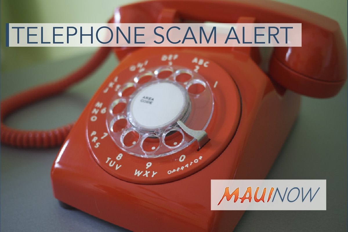 IRS Warns Against Phone Scams