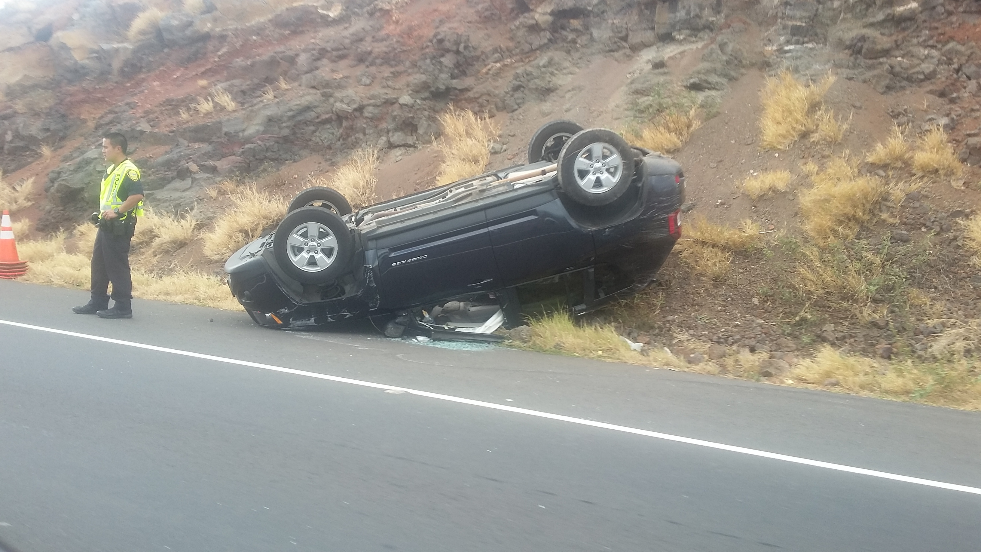 Maui Now : Traffic Alert: Car Accident Reported Near Scenic Lookout ...
