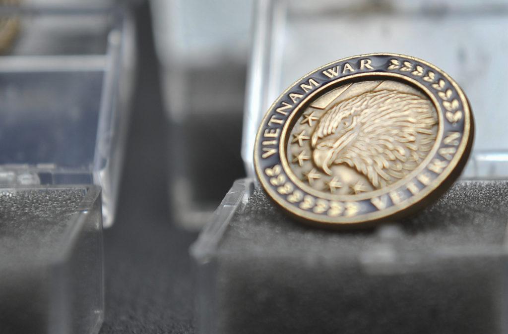 Vietnam Veterans Honored At Exchanges Worldwide - The
