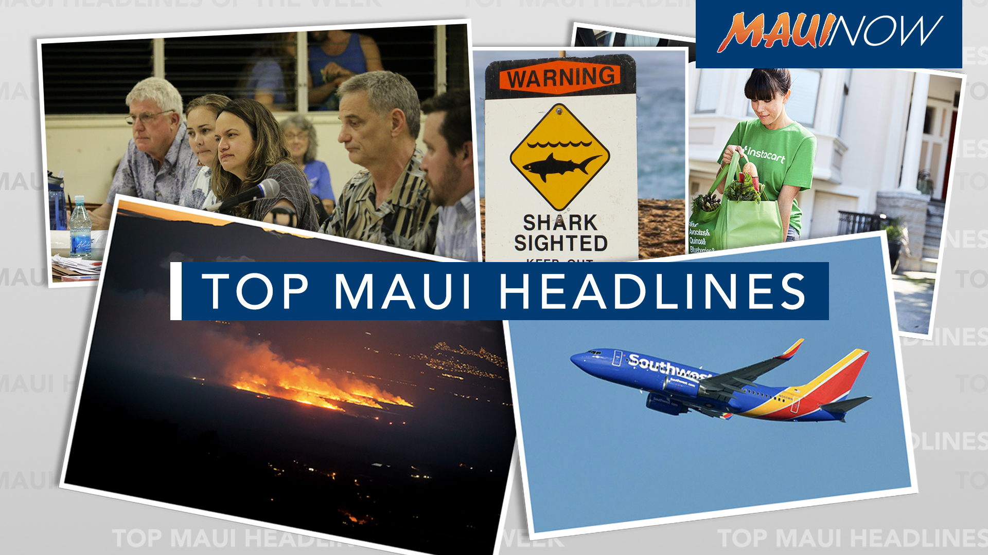 Top Maui Headlines:  June 19, 2018