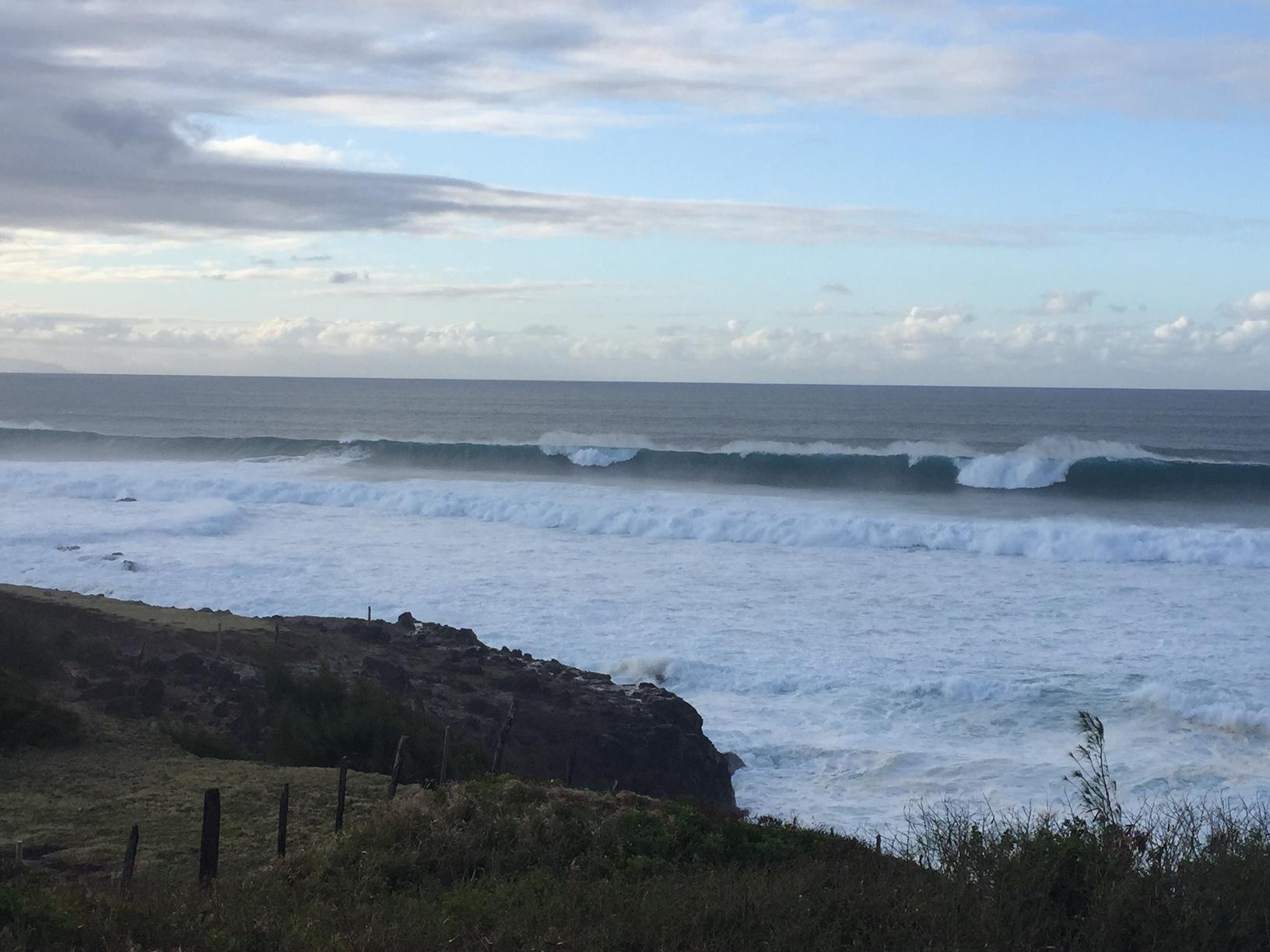 High Surf Advisory Canceled