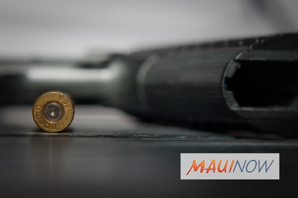 Maui Firearm Permits Down 26%, Registrations Drop 27%