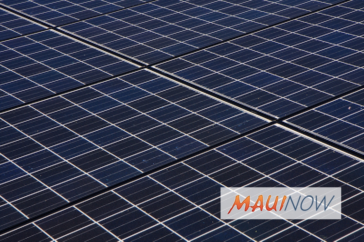Kūihelani Solar Among Six PUC Approved Projects