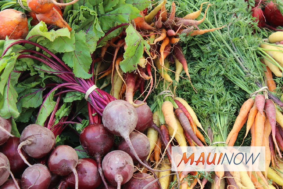 Program to Provide Fresh Produce For Kūpuna