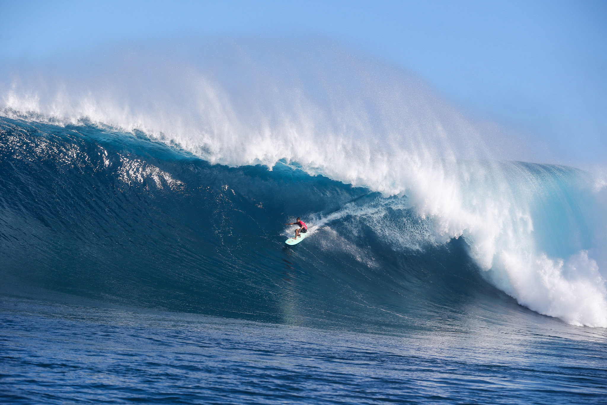 Jaws Big Wave Competition Gets Green Light