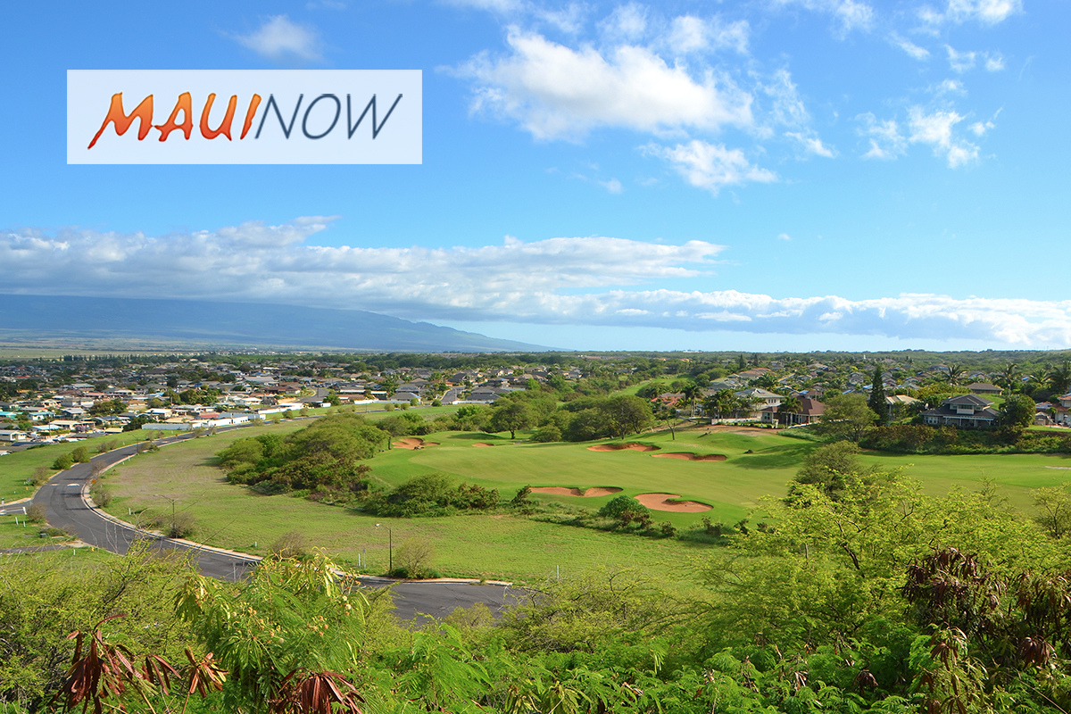 Input Sought on Options for 50 Lots at Maui Lani